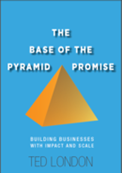The Base of the Pyramid Promise Book cover