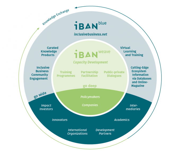 iBAN's strategic approach 2019