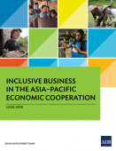 Inclusive business in the Asia–Pacific Economic Cooperation