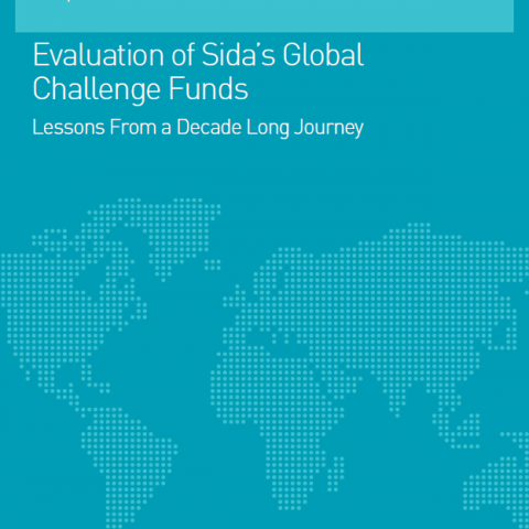 Evaluation of Sidas Global Challenge Funds Cover