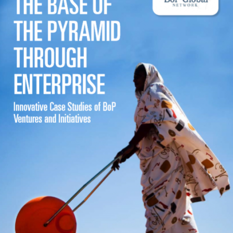 Raising the base of the pyramid through enterprise