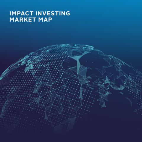 Impact investing market map