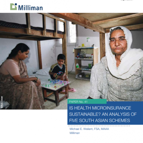 Is health microinsurance sustainable? An analysis of five South Asian schemes