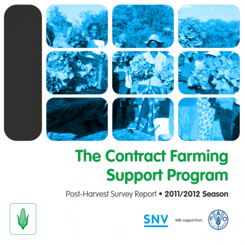 The Contract Farming Support Program
