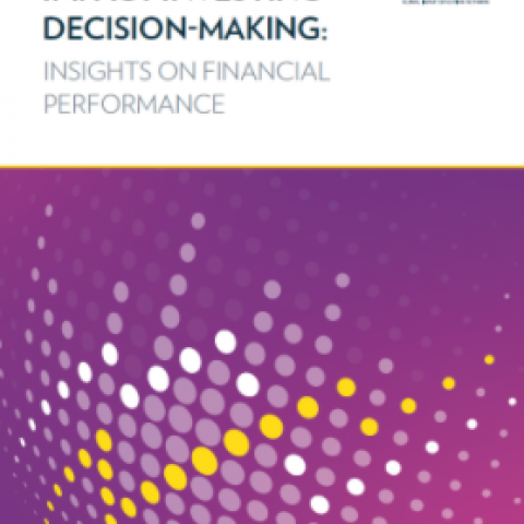 IMPACT INVESTING DECISION-MAKING: INSIGHTS ON FINANCIAL PERFORMANCE