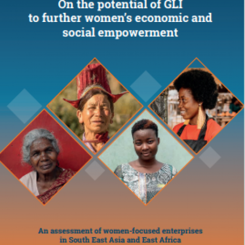 On the potential of GLI to further women's economic and social empowerment