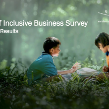 State of Inclusive Business Survey Report of Results cover image