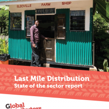 Cover of Last Mile Distribution Report