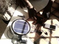HiNation solar energy in Zambia