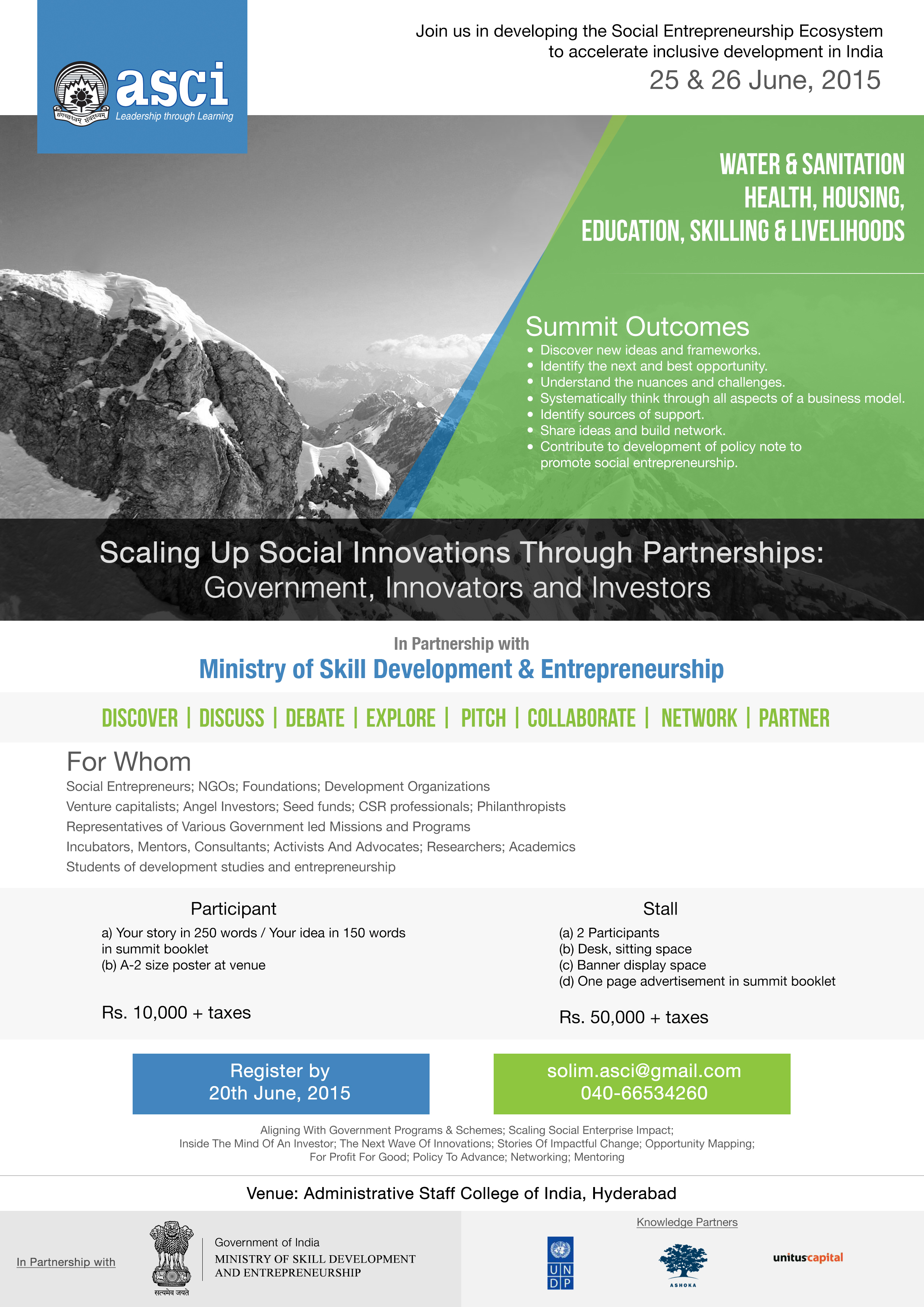 The Summit for IT Firms and Entrepreneurs - insight and