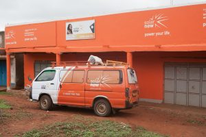 SolarNow is a Uganda-based company selling and financing solar home systems